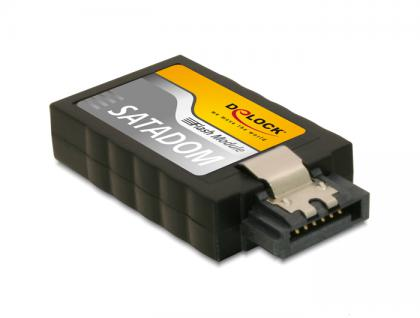 SATA 6 Gb/s Flash Modul 16 GB Vertikal SLC, Delock® [54593]