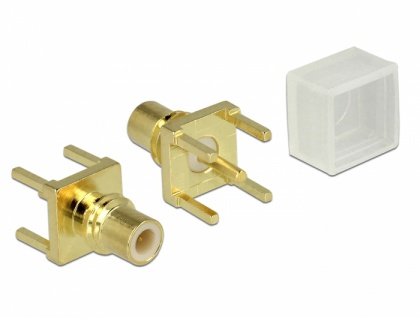 Adapter SMC Buchse PCB, Delock® [65850]