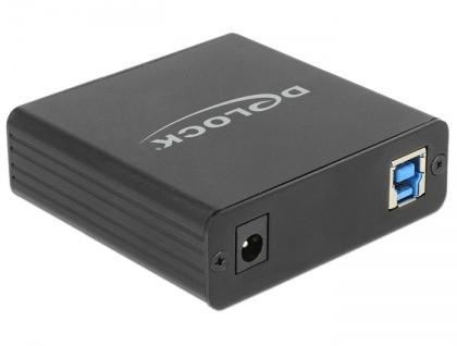 Adapter USB 3.0 an 4x Gigabit LAN, Delock® [62966] - Vorschau