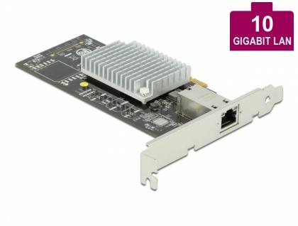 PCI Express Karte an 1 x 10GBase-T LAN RJ45, Delock® [90436]