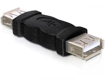 Adapter, USB A Buchse an USB A Buchse, Delock® [65012]