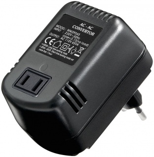 Spannungswandler 45W, 230V AC auf 110V AC - Vorschau