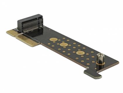 PCI Express x4 Karte zu 1 x NVMe M.2 Key M für Server , Delock® [89929]