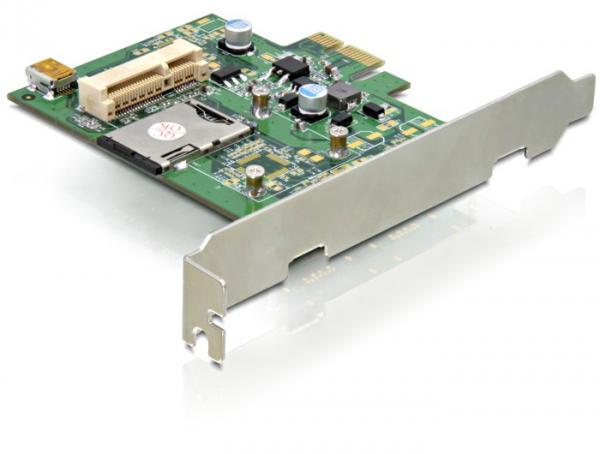 PCI Express > mini PCI Express + SIM, Delock® [89235]