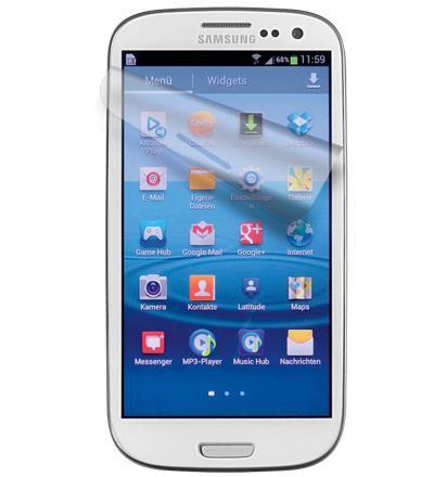 Displayschutzfolie für Samsung Galaxy S3