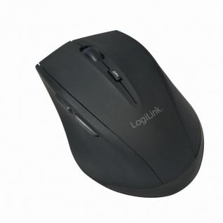 Maus Laser Bluetooth mit 5 Tasten , LogiLink® [ID0032A]