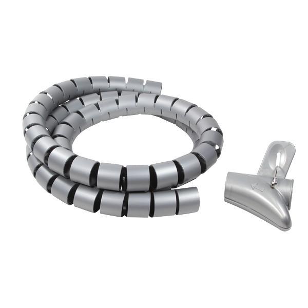Kabelbinder Spiralschlauch, 1, 50m LogiLink® [KAB0014]