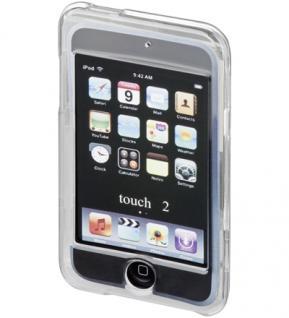 Transparente Hartschale 'Crystal Cover' für iPod Touch