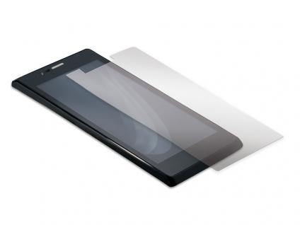 Displayschutzglas für Samsung Galaxy S6 Edge Plus, schwarz