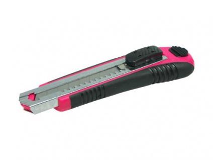 Profi-Mehrzweckmesser mit Abbrechklingen (18mm Klinge)