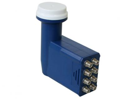 Universal OCTO-Switch-LNB, 0, 1 dB