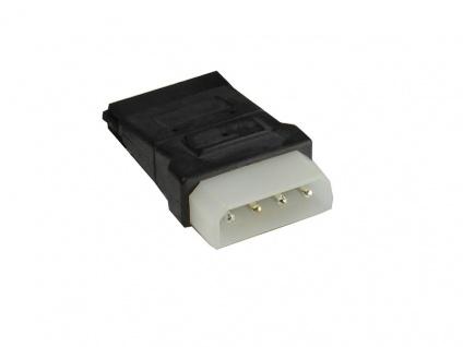 """kabelmeister® S-ATA Power Adapter auf 5, 25"""" Stromanschluss - Vorschau"""