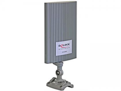 LTE SMA Antenne, Band 1/3/7/20 2~4 dBi omni, outdoor MIMO, Delock® [88476]