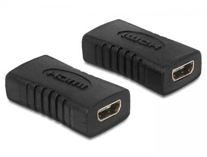 Adapter HDMI micro Buchse D an Buchse, Delock® [65505]