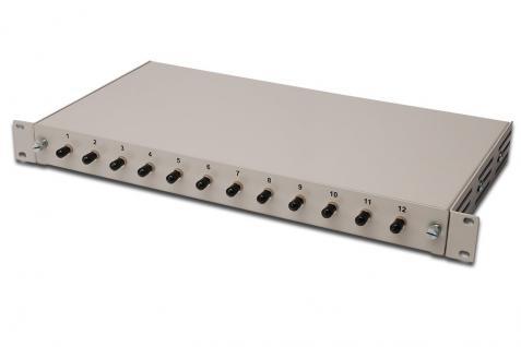Digitus® Glasfaser Spleißbox, bestückt [DN-96310]