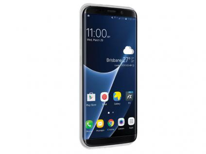 Schutzhülle 'PureFlex' für Samsung Galaxy S8 Plus