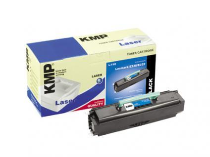 KMP Tonerkartusche / Tonerkit kompatibel mit IBM / Lexmark 12A8305 , 0034036HE