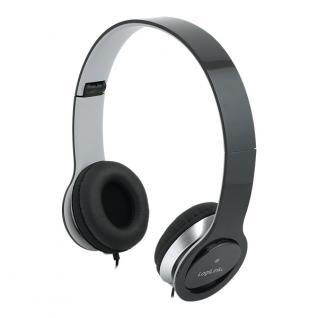 Kopfhörer, stereo, High Quality, schwarz, LogiLink®, [HS0028]