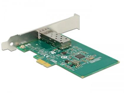 PCI Express Karte an 1x SFP Slot Gigabit LAN , Delock® [89481]
