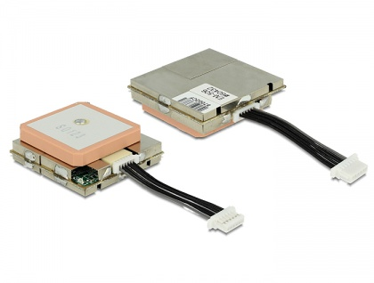 EM-506 GNSS GPS SiRF Star IV TTL PPS Engine Board, Navilock® [60432]