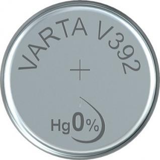 Varta® Knopfzelle (V392) Silberoxid-Zink, SR41, 1, 55V, 4mAh