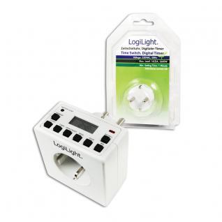 Digitale Zeitschaltuhr, LogiLight® [ET0002A]