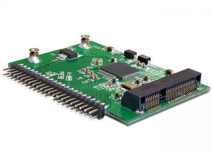 Konverter mSATA SSD zu IDE 44 Pin, Delock® [62434]