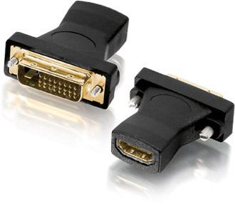 Equip® HDMI > DVI Digital (24+1) Adapter Bu.-St.