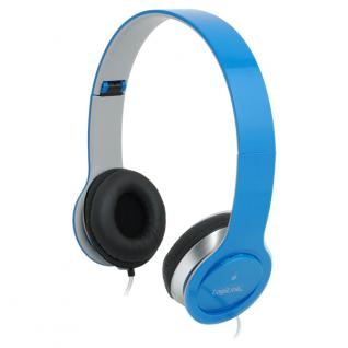Kopfhörer, stereo, High Quality, blau, LogiLink®, [HS0031]