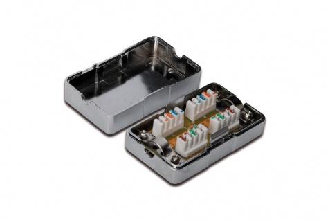 Cat. 6 Verbindungsmodul für Twisted Pair Kabel, Digitus® [DN-93903]