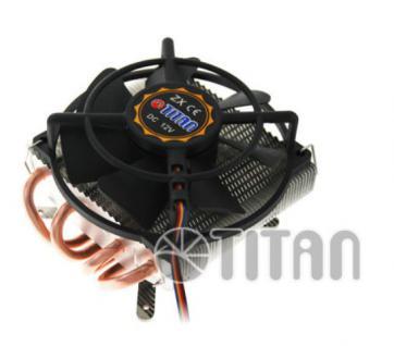 CPU-Kühler, Low Profile, Titan® [TTC-NK96TZ/NPW]