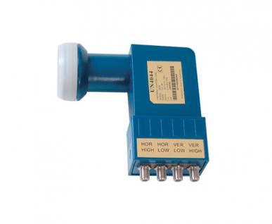 Universal Quattro-LNB, 0, 3 dB