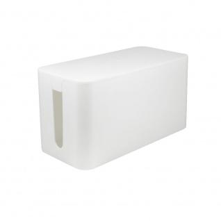 Kabelbox, 235x115x120mm, Weiß, LogiLink® [KAB0061]