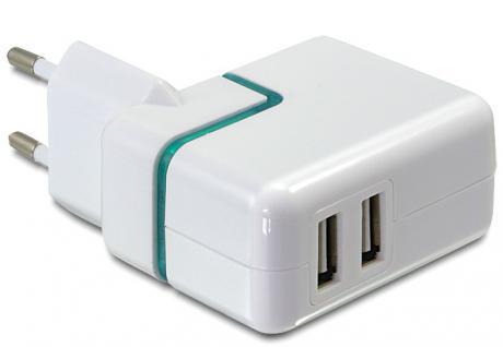 Netzteil > 2 x USB Navilock ® [62435]