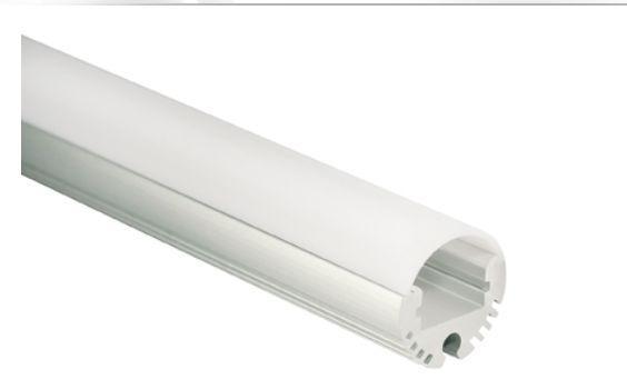Al-Profil für LED-Leisten, Ø 20, 8mm, 1m