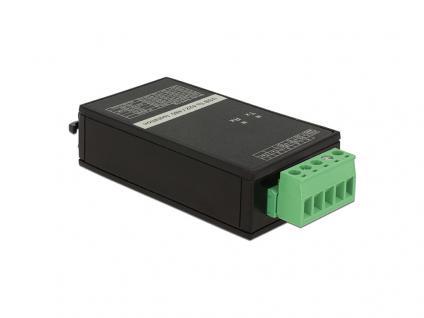 Konverter USB 2.0an Seriell RS-422/485 mit 3 kV Isolation, Delock® [62501]