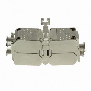 Feldkonfektionierbarer Kabelverbinder STP Cat.6A 10GE, geschirmt, Metall, LogiLink® [MP0041]