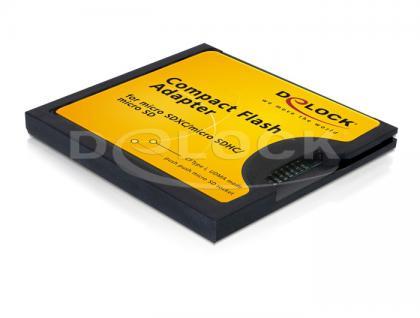 Adapter CF I zu microSDHC, Delock® [61795]