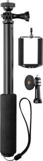 Selfie Stick für Action Kameras und Smartphones
