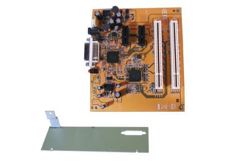 2 x PCI - 2 PCIe Slot Erweiterungs -Board für alle ATX PC Gehäuse Expansion Box, Exsys® [EX-1045]