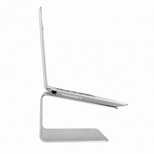 Notebook Aluminium Ständer, 11-17', max. 5 kg Belastung, LogiLink® [AA0104]