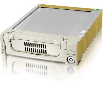 Equip® Wechseleinbaurahmen SATA->SATA, Aluminium
