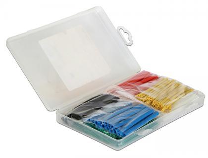 Schrumpfschlauch Box 230-teilig farbig, Delock® [86278]