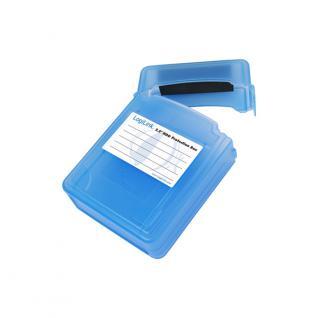LogiLink® Festplatten Schutz-Box für 2x 2, 5' HDDs [UA0132]