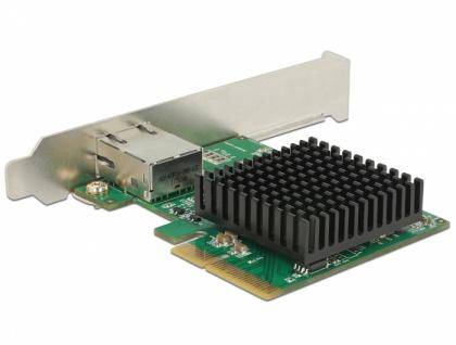 PCI Express Karte > 1 x 10 Gigabit LAN NBASE-T RJ45, Delock® [89587]