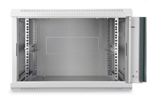 19' Wandgehäuse Dynamic Basic Serie, 16HE 816x600x450mm, grau, Digitus® [DN-19 16-U-EC] - Vorschau