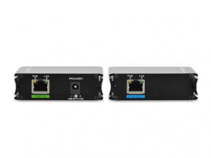 Fast Ethernet PoE + VDSL Extender Set - Bis zu 500m Reichweite, Digitus® [DN-82060]
