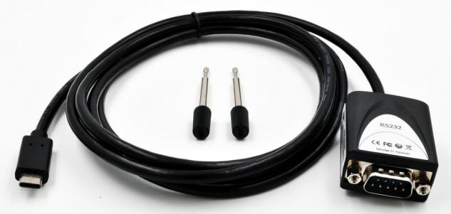 USB 2.0 (C) zu 1x Seriell RS-232 1, 8m Kabel, 15KV Überspannungs-Schutz, 2, 5KV Optische Isolierung, LED Anzeige, (FTDI Chip-Set), Exsys® [EX-2311-2IS]