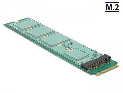 Adapter M.2 Key M Stecker an M.2 Key A Slot, Delock® [65699]