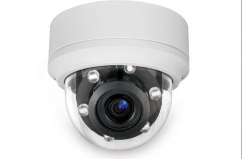 Full HD WDR IP Netzwerk fixed Dome Außenkamera, Digitus® [DN-16082-1]